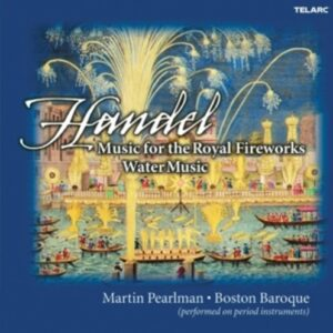 Music For The Royal Fireworks / Wat