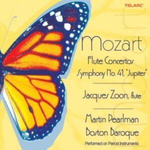 Mozart, Wolfgang Amadeus: Flute Concertos