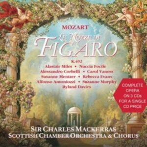 Mozart, Wolfgang Amadeus: Le Nozze Di Figaro
