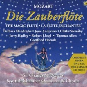 Mozart, Wolfgang Amadeus: Die Zauberflote