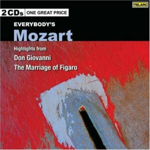 Mozart, Wolfgang Amadeus: Opera Highlights Vol. 1 / Don Giovanni / The Marriage