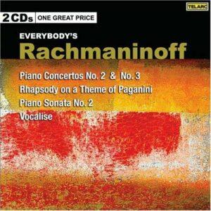 Rachmaninov, Sergei: Piano Concertos Nos. 2 & 3 / Rhapsody On A Theme Of
