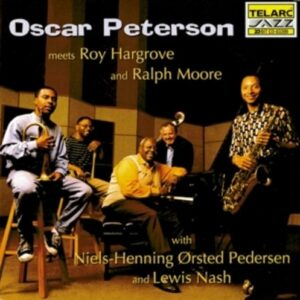 Oscar Peterson Meets Roy Hargrove &