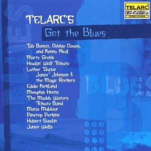 Telarc'S Got The Blues