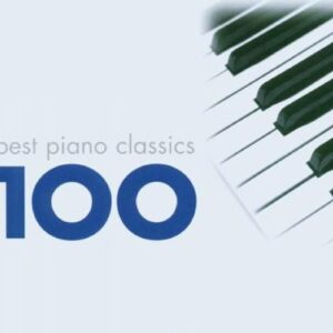 Compilation : 100 best Piano