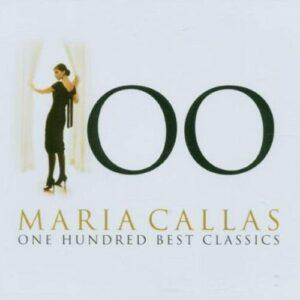 Callas - Maria : 100 best