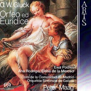 Gluck : Orphée et Euridice. Podles, Maag.