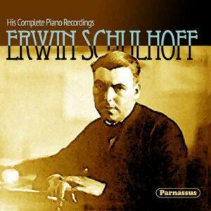 Erwin Schulhoff : Intégrale des enregistrements 1928-29