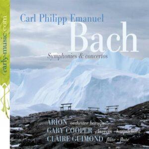 Carl Philipp Emanuel Bach : Symphonies and Concertos