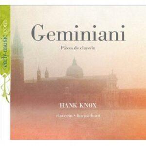 Francesco Geminiani : Pièces de clavecin/Prélude/..