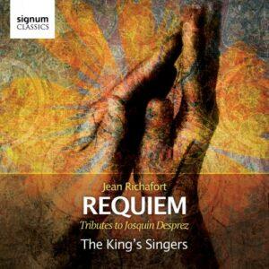 Richafort, Jean : Requiem, en hommage à Josquin Desprez