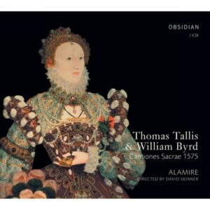 Tallis/Byrd : Cantiones Sacrae. Skinner.