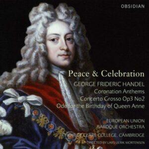 Georg Friedrich Händel : Peace & Celebration