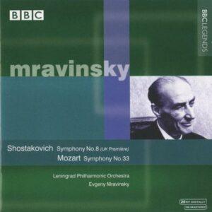 Shostakovitch : Symphony No. 8/Symphony No. 33