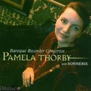 Vivaldi, Antonio /  Telemann, Ge: Baroque Recorder Concertos