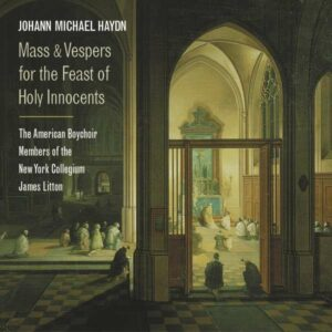 Haydn, Johann Michael: Mass & Vespers For The Feast O