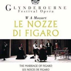 Mozart Wolfgang Amadeus : Les Noces De Figaro. Glyndebourne Festival Opera