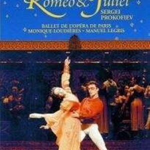 Prokofiev Serge : Romeo & Juliet. Ballet De L'Opera De Paris