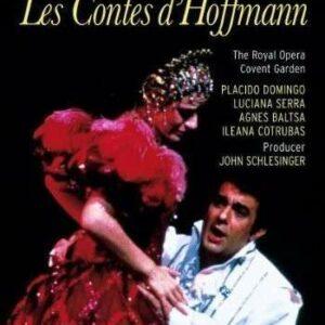Offenbach Jacques : Contes D'Hoffmann. Royal Opera Covent Garden