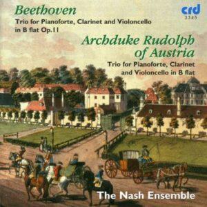 Beethoven / Archduke Rudolph: Chamber Music