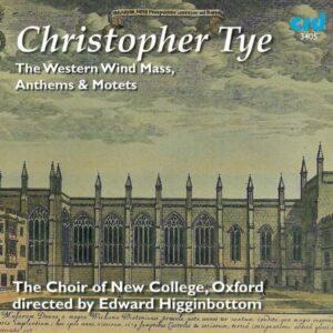 Christopher Tye : The Western Wind Mass