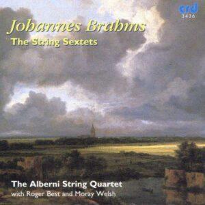 Brahms, Johannes: Brahms: Streichsextette