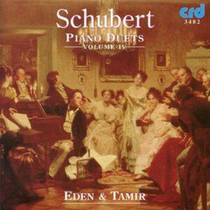 Schubert Franz : Duos pour piano