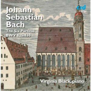 Johann Sebastian Bach : 6 Partitas, BWV 825/830
