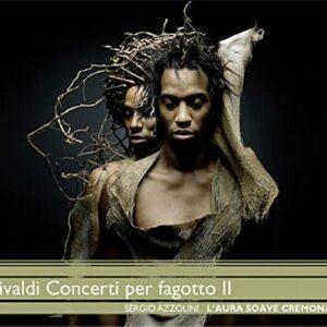 Vivaldi : Concerto pour Basson, Vol. 2. Azzolini.