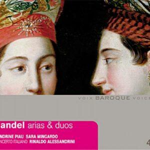 Haendel : Airs & Duos