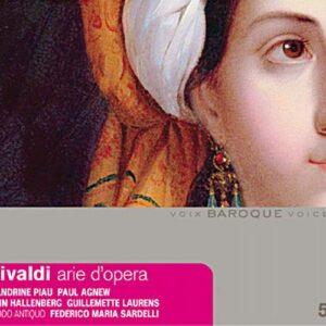 Vivaldi : Airs D'Opéras