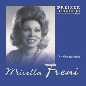 Puccini/Bellini/Bizet/Mascagni : First Recitals 1959/1961. Freni.
