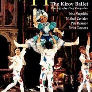 Delibes Leo : Coppelia. Ballet Du Kirov