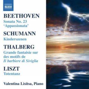 Valentina Lisitsa, piano : Beethoven - Schumann - Thalberg - Liszt