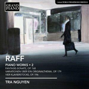 Raff : Ouvres pour piano, Vol. 2.