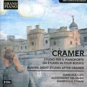 Johann Baptist Cramer : Œuvres pour piano