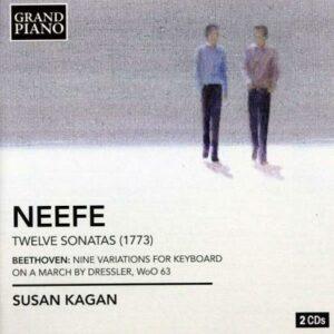 Christian Gottlob Neefe (1748-1798) : Sonates pour piano (Intégrale)