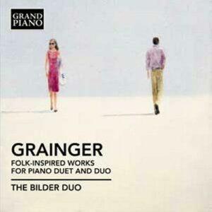 Percy Grainger : Musique pour deux pianos et pour piano à quatre mains
