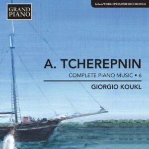 Alexander Tcherepnin : Musique pour piano (Intégrale - volume 4)