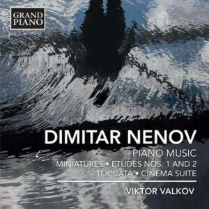 Dimitar Nenov : Musique pour piano