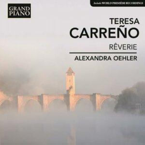 Teresa Carreño : Rêverie