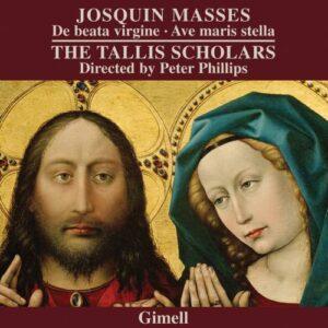 Desprez : Messes De beata virgine. Tallis Scholars.