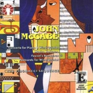 Mccabe, John: Concerto For Piano & Wind Quintet +