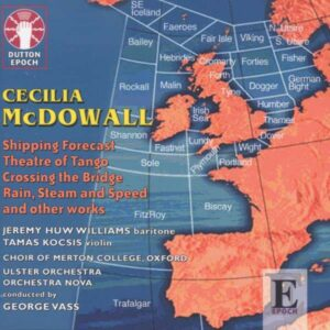 Mcdowall, Cecilia: Cecilia Mcdowall - Shipping Forecast