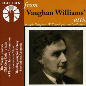 Vaughan Williams, Ralph: From Vaughan Williams` Attic