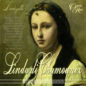 Donizetti : Linda di Chamounix. Elder.