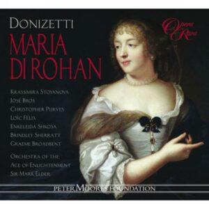 Donizetti : Maria di Rohan. Elder.