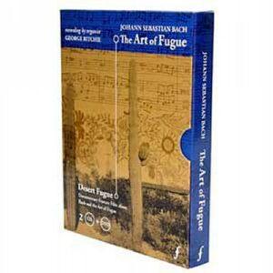Bach : L'Art de la fugue. Ritchie.