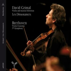 Beethoven : Concerto pour violon, Symphonie n° 7. Grimal.