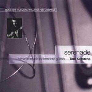 Serenade - Romantic music for romantic guitar